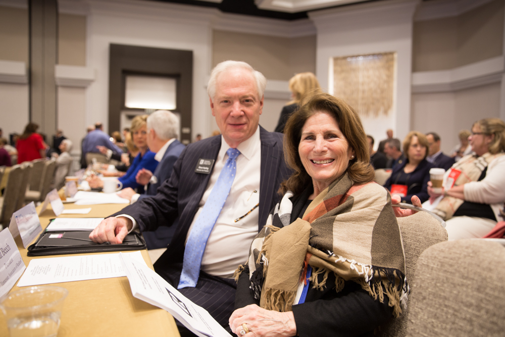 Pat Beech and Steve Harding at NAR Annual Convention in San Diego