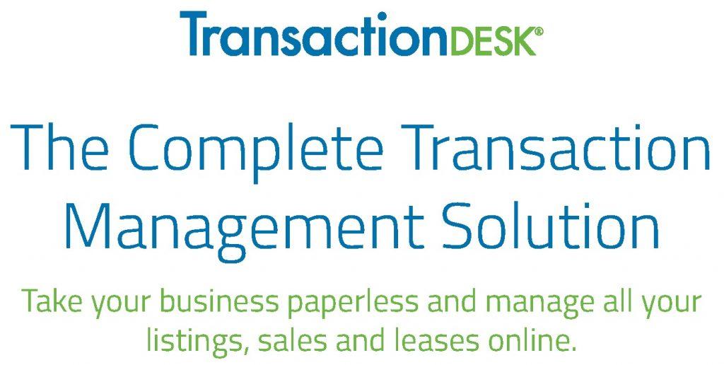 Transactiondesk